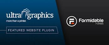 Featured Website Plugin: Formidable Pro Forms | Ultra Graphics