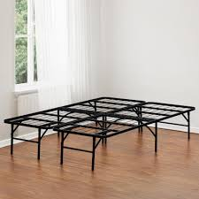 Furinno Angeland Queen Metal Bed Frame-FB003Q - The Home Depot