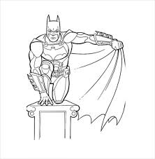 See more ideas about batman coloring pages, coloring pages, coloring pages for kids. 17 Batman Coloring Pages Psd Ai Vector Eps Free Premium Templates