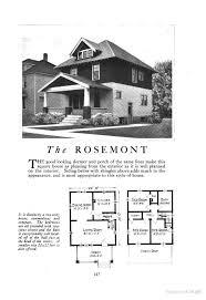 apartments four square house plans best american foursquare