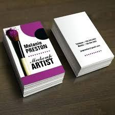 business card templates artist makeup makeup artist business cards templates free large