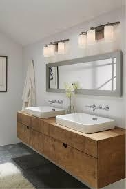 best bathroom lighting. The Minimalist Alturas Three-light Bath Fixture By Sea Gull Lighting Draws Eye To Best Bathroom