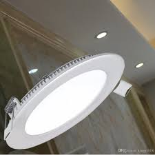 6w ultra thin dimmable led recessed ceiling panel down lamp warm cool light ceiling lights 6w ultra thin dimmable led recessed cei with 16 4 piece