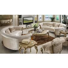 New Classic Latest Corner Sofa Design