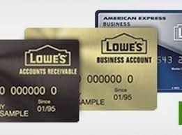 Lowes Commercial Credit Card Application Lowes Business Card Condo Financials Com