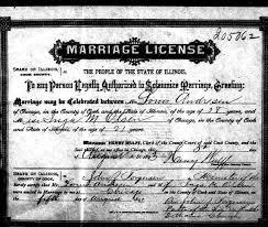 louis andresen 1893 08 05 marriage license jpg Wedding License Genesee County Mi Wedding License Genesee County Mi #39 marriage license genesee county mi
