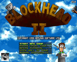blockhead ii screenshot