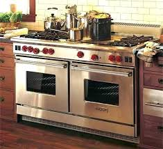 side by side double oven electric range.  Oven Side By Double Oven Wolf Electric Stove    And Side By Double Oven Electric Range