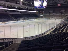 Penn State Ice Hockey Arena Seating Chart Pegula Ice Arena Section 112 Home Of Penn State Nittany Lions