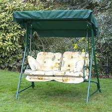 3 person patio swing replacement cushions with gazebo top cover