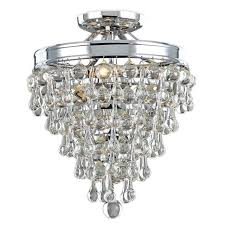 replacement glass drops for decor living 3 light chandelier 1001816797