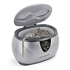 amazon magnasonic professional ultrasonic jewelry cleaner with digital timer for eyegles rings coins mguc500 industrial scientific