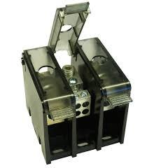 17099 mpdb66263 400amp 3 pole mersen mpdb series power 400amp 3 pole mersen mpdb series power distribution block stud stud