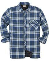 Wrangler Authentics Men's Long Sleeve Quilted Flannel Lined Shirt ... & Backpacker Men's Flannel/Quilt Lined Shirt Jacket Adamdwight.com