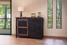image is loading black anton sliding barn door entry table console
