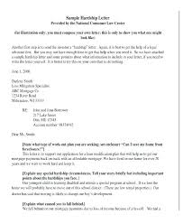 mortgage modification hardship letter rent foreclosure hardship letter mortgage assistance