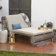 Lounge Chair Living Room Furniture Best Double Chaise Lounge For Relax Your Body