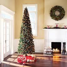 Walmart - 9-Foot Michigan Slim Artificial Christmas Tree - $128