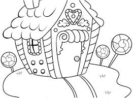 blank gingerbread house coloring pages.  House Gingerbread House Coloring Pages  Capture And Page Blank And Blank Gingerbread House Coloring Pages N