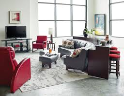 The Living Room Furniture Store Glasgow Stickley High Line Sofa Curved Gathering Island For The Living