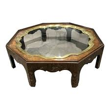 brass and wood coffee table large brass and glass coffee table brass and wood coffee table