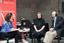 ABC Radio's Hilary Harper broadcast live... - National Gallery of Victoria  | Facebook