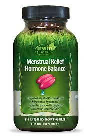 <b>Menstrual Relief Hormone Balance</b>®