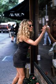 Carrie Bradshaw Carrie Bradshaws Hair Sex And The City Style