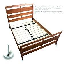 Wood Slats For Queen Beds Bed Frame Glamorous Cool King Wooden Slat ...