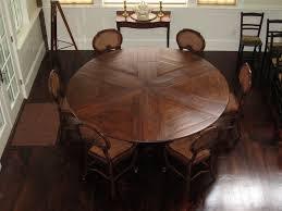 Round Oak Kitchen Tables Round Cherry Wood Kitchen Table Cliff Kitchen