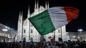 İtalya 53 yıl sonra gelen başarıyı kutluyor - Son Dakika Haberleri