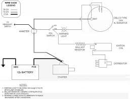 wiring diagram for delco alternator the wiring diagram one wire alternator yesterday s tractors wiring diagram