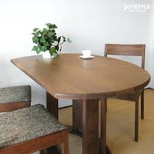half circle dining table. plain dining full image for half round outdoor dining table semi circle uk  walnut solid wood  on r