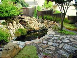 Small Picture Small Pond Ideas Backyard Backyard Design And Backyard Ideasl