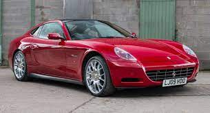 The 612 Scaglietti Is The Gt Even Ferrari Seems To Have Forgotten Carscoops