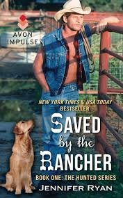 Saved by the Rancher :HarperCollins Australia