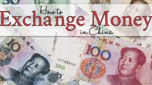 how to exchange money in china 2019 plus where to do it