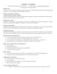 List Of Skills For Employment Things To List As Skills On A Resume Joefitnessstore Com