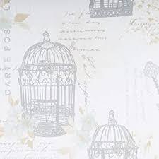 vintage birdcage wallpaper. Contemporary Birdcage Graham U0026 Brown Flat Feature Wallpaper  Vintage Birdcage Duck Egg 50682 To