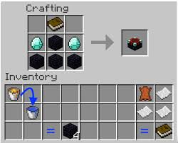 Best Ideas Of How To Make An Enchantment Table In Minecraft 12 Steps  Charming Bookshelf