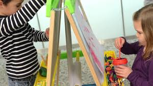 grow n up crayola draw n wood easel