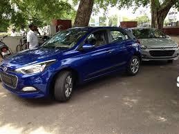 Second Generation Hyundai i20 Interiors Fully Leaked