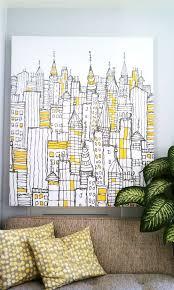 10 Effective DIY Wall Art Ideas