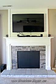 how to build fireplace mantel fireplce nd mntel surround wood your own