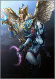 dota 2 skywrath mage n vengeful spirit by dariadesign on deviantart