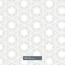 抽象幾何学図形グレーベクター画像背景 素材 シンプル素材集ダウンロード