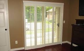 sliding door shutters plantation over glass doors for hurricane panels slidin