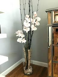 Large Decorative Vases And Urns Living Room Vases Orchid Flower Floor Vase Crafty Decor Big Living 66
