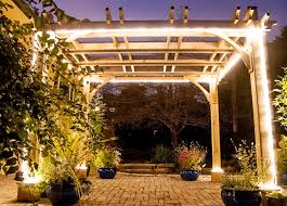 How To Light Up A Gazebo 5 Amazing Ways To Illuminate Your Pergola Olt
