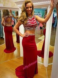 Sexy teen prom dress